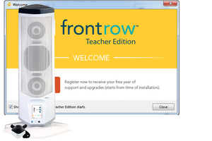 Frontrow Juno Connect with Bluetooth & Lesson Capture