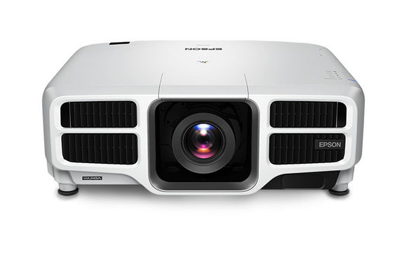Epson Pro L1750UNL WUXGA 3LCD Laser Projector with 4K Enhancement Without Lens