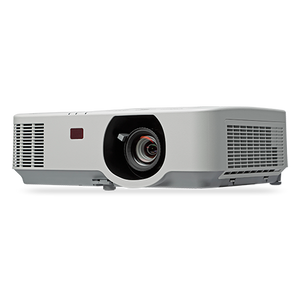 NEC NP-P554W 5500 Lumen Entry-Level Professional Projector