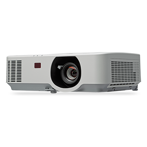 NEC NP-P554U 5500 Lumen Entry-Level Professional Projector