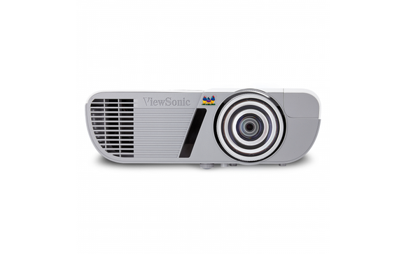ViewSonic LightStream® PJD6552LWS networkable projector
