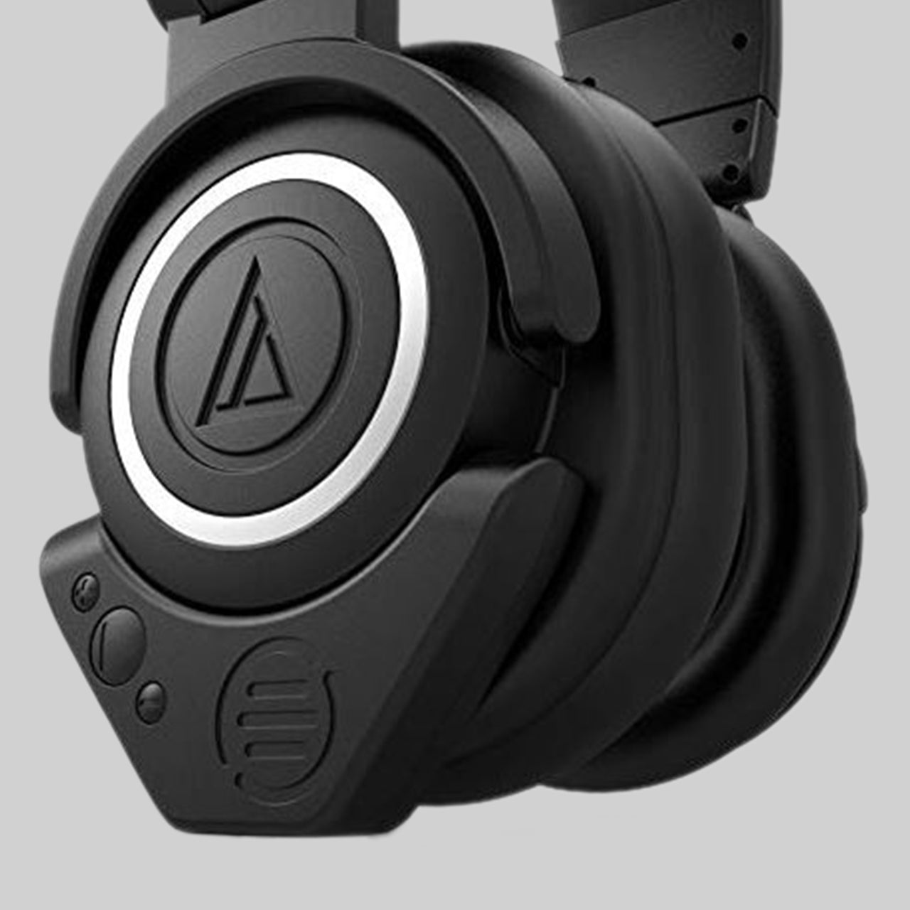 ATH M50X with Bluetooth Adapter (AptX Codec)