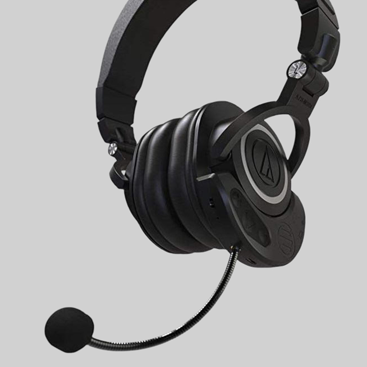 ATH M50X with Pro Gaming Adapter