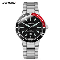 10ATM Waterproof Hombre Watch