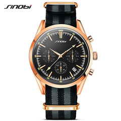 SINOBI Military Premium Watch