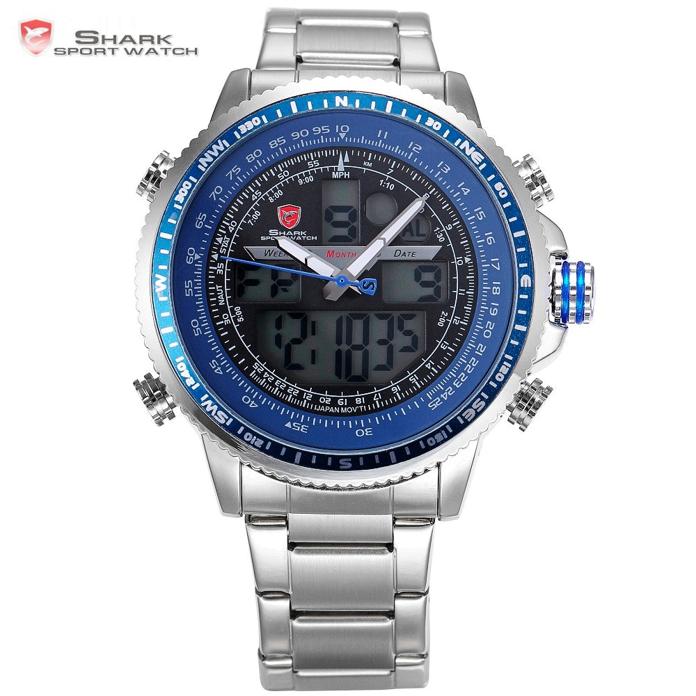 Winghead SHARK Sport Waterproof Watch