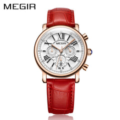 MEGIR Larino Women Bracelet Watch