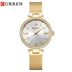 CURREN Shell Surface Ladies Watch