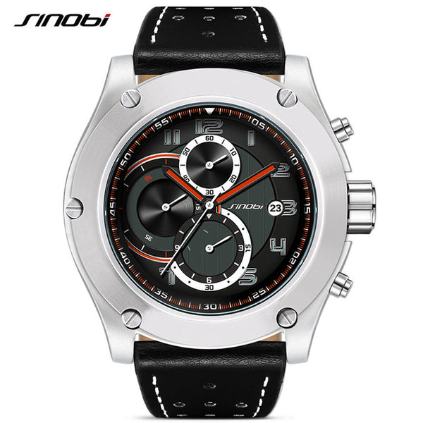 SINOBI Chronograph Men's Sports Watch