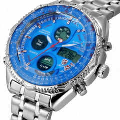 Eightgill Shark Sport Watch Dual Time