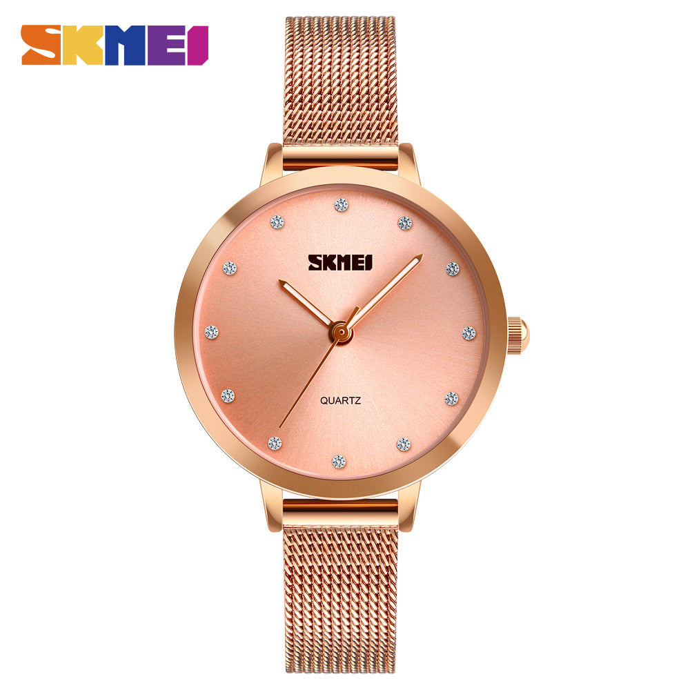 SKMEI Rose Lady's Watch