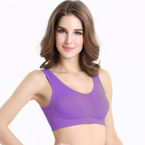 EXTRA SUPPORT ALL DAY COOLING COMFORT BRA