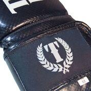 TU TBC Gloves - Black - Triumph United