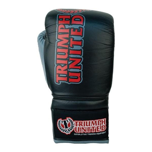 TU Death Star Pro Boxing Glove - Lace Up - Triumph United