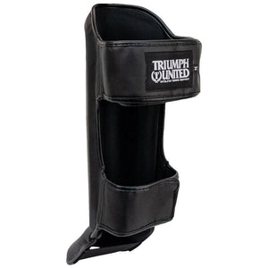 TU V1PER Series Shin Guards - Black - Triumph United