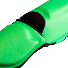 Load image into Gallery viewer, TU Tiger 1 Series Pro Muay Thai Shin Guards - Green - Triumph United