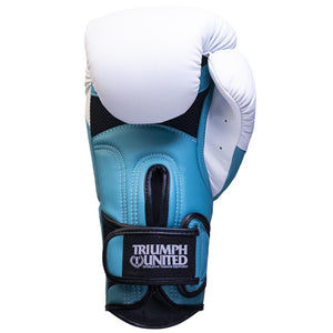 "Tiger 1 ""TIFFANY"" Boxing Gloves - Triumph United"