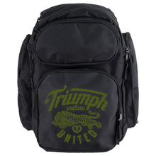 Load image into Gallery viewer, TU Recon 2.0 Backpack - Black/Green - Triumph United