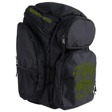 Load image into Gallery viewer, Triumph United Recon 2.0 Backpack - Black/Green