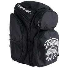 Load image into Gallery viewer, Triumph United Recon 2.0 Backpack - Black/White - Triumph United