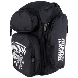 Triumph United Recon 2.0 Backpack - Black/White - Triumph United