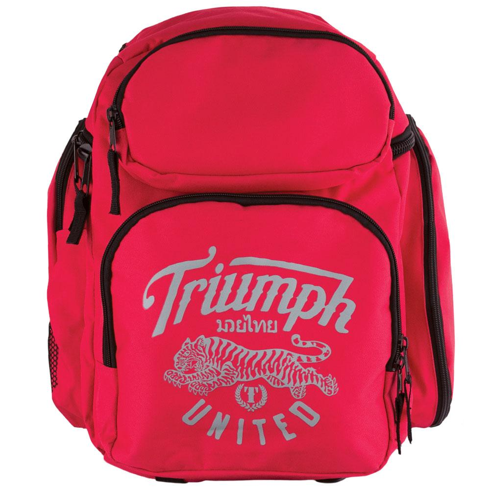 Triumph United Recon 2.0 Backpack - Red/Grey