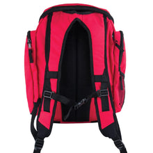 Load image into Gallery viewer, Triumph United Recon 2.0 Backpack - Red/Grey