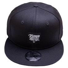 Load image into Gallery viewer, Triumph United NEW ERA Snapback - Black