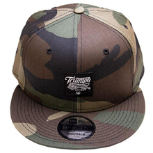 Load image into Gallery viewer, Triumph United New Era Snapback Hat - Camo