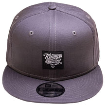 Load image into Gallery viewer, Triumph United NEW ERA Snapback Hat - Charcoal