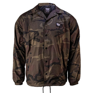 TU Stealth Vector Jacket - CAMO