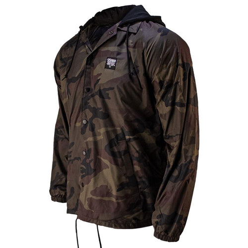 TU Stealth Vector Jacket with Hood - CAMO - Triumph United