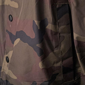 TU Stealth Vector Jacket with Hood - CAMO