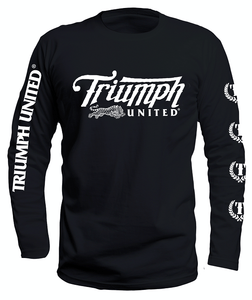 TU United Premium Long Sleeve Tee - Triumph United