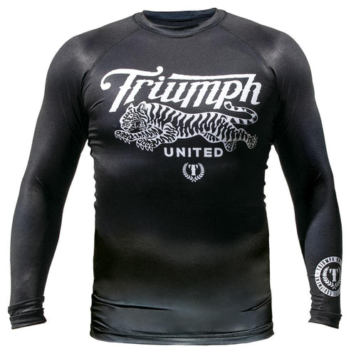 TU Long Sleeve Rashguard - Black