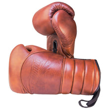 Load image into Gallery viewer, Vintage V1PER Boxing Gloves- Lace Up