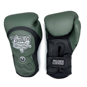 "Tiger 1 ""DEFENDERS"" Boxing Gloves Velcro"