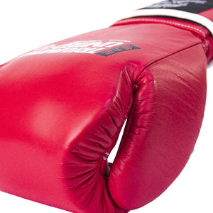 TU Bushido Elite Pro Glove - Velcro - Red - Triumph United