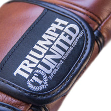 Load image into Gallery viewer, TU Vintage V1PER Boxing Gloves - Velcro - Triumph United