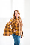 Rust Ingrid Sweater