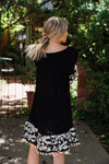 Little Black Detailed Dress
