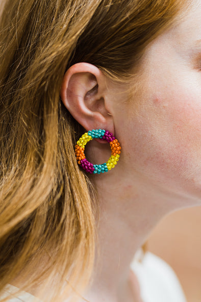 Camille Multi Earrings