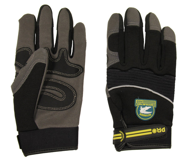 Gatorback 632 Synthetic Leather Work Gloves - Gatorback Tool Belts