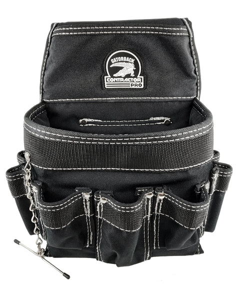 Gatorback B201 Professional Electricians Tool Pouch Left Handed - Gatorback Tool Belts