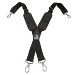 Gatorback B606 Molded Air Channel Suspenders w/Spring Hooks - Gatorback Tool Belts