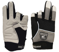Gatorback 634 Fingerless Goat Skin Work Gloves - Gatorback Tool Belts