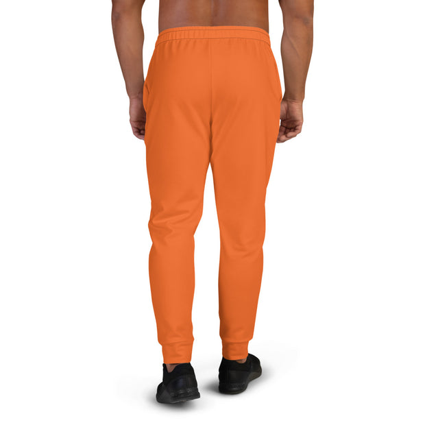 "The ""G"" in Grind Orange Men's Joggers"