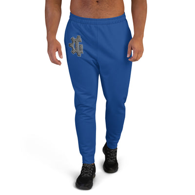 "The ""G"" in Grind Blue Men's Joggers"