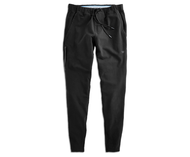 True Black | Front view of Ace Sweatpant in True Black