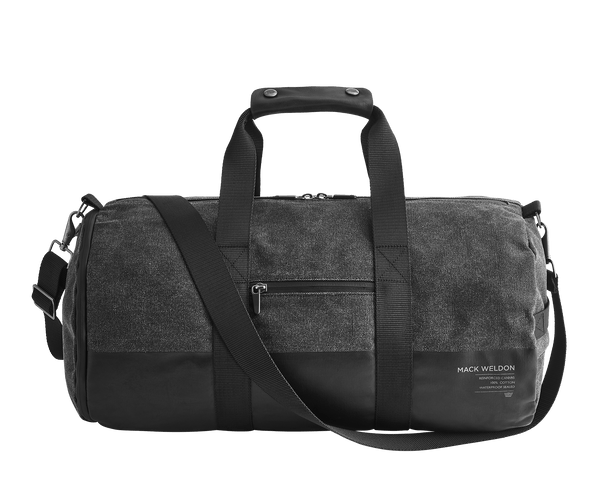 Asphalt | Front view of GTX Duffel bag in Asphalt